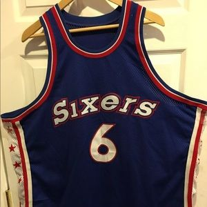 Mitchell & Ness  1977-78 Sixers Julius Erving #6